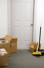 Boxes in Doorway
