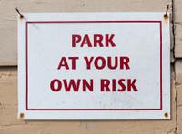 Parking Warning
