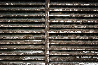 Dirty ventilation shaft
