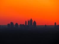 Atlanta Silhouette