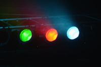 three concert Lighting Equipment