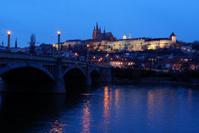 Available light - Prague Castle