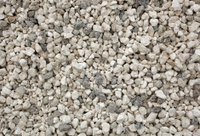 Gray stones groundwork