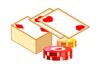 vector icon casino