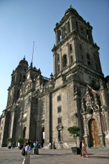 Cathedral Metropolitana, Mexico City