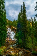 Hidden Falls - Grant Teton