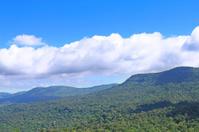 Mountain scenery.