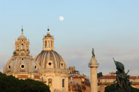 Rome, Italy, Piazza Venezzia