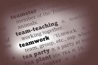 Teamwork Dictionary Definition