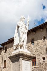 The Statue of Liberty, San Marino