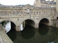 Bridge Arch - Bath England