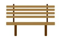 icon bench