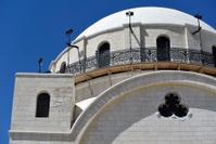 Synagogue building in Jerusalem.