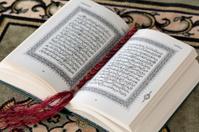 Koran and the prayer beads