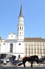 St. Michael Cathedral in Vienna, Austria