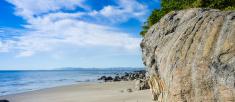 Playa Cabuyal, Costa Rica.