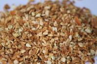 Orange Peel cut dried