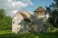 Saint Swithun's Church, Headbourne Worthy