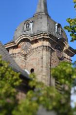 baroque style bellfry