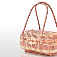 Thai handicraft bag