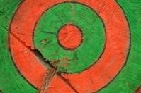 Target Green-red