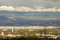Mexico City valley