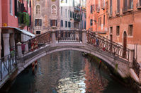 Beautiful Venice Bridge