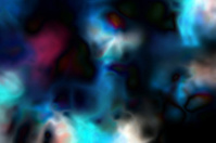 Rainbow Blur Background