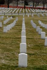 Arlington Cementary Headstones