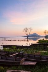 Bangpra Lake reservoir,Chonburi