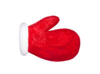 Red mitten