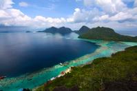 Bohey Dulang, Semporna Island