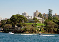 Kirribilli Point, Sydney Harbour