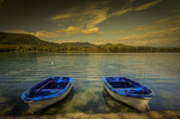 Banyoles lagoon