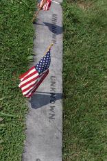 Grave of Unknown Soldier, Gettysburg