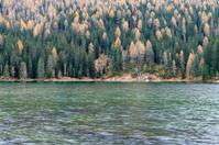 Dolomitic Lake