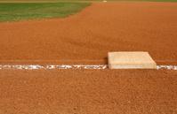 Baseball Field at First Base