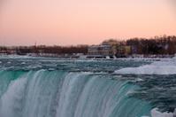 Power plant bulding at Niagara Falls, Ontario