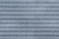Light and dark blue horizontal striped fabric