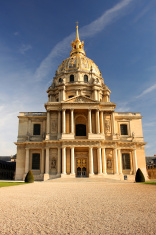 Paris with Napoleon  Les Invalides in  France