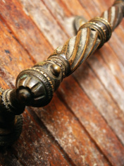 Old iron lock 6