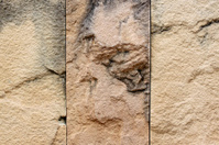 Mountain stone of Wall.