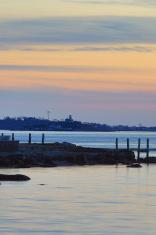 Nature: Seashore Sunset