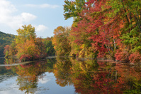Fall Colors at Hidden Lake
