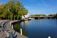 View of Kinda Kanal - Linkoping