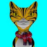 Cat 3d.