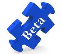 Beta Puzzle Shows Demo Software Or Development
