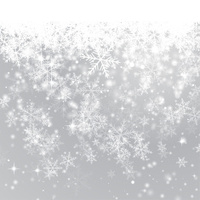 Frosty Winter Background 2