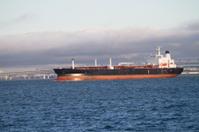 Oil Tanker on San Francisco Bay