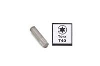 T40 torx screwdriver bit